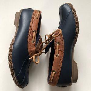 Sperry Women's Cormorant Slip-On Duck Shoe Sz 7